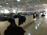 Jeans sottili tagliati di pietra del denim di modo di misura della lavata degli uomini d'avanguardia caldi di migliore vendita