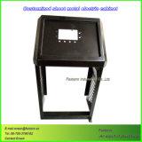Kundenspezifische elektrische Kasten-Blech-Herstellung, die Teile stempelt