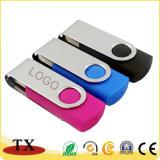 USB 플래시 디스크 및 USB 섬광 드라이브를 위한 돌릴수 있는 USB