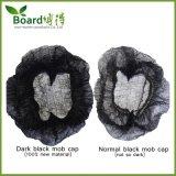 Protezione non tessuta a gettare della calca del nero scuro