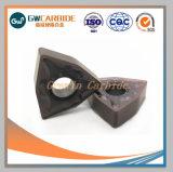 Personalizar las herramientas de corte Inserciones de carburo de tungsteno