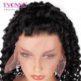 Dichte-Jungfrau-brasilianische tiefe Wellen-volle Spitze-Perücke Yvonne-180%