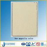 1mm白いカラーによってカスタマイズされるHPLのシート