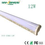 12W à LED lumière LED linéaire avec la CE RoHS approuvé
