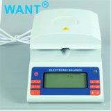El precio bajo 120 g de 10mg medidores de humedad de la fábrica del analizador de humedad