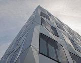 Comitato composito di alluminio d'argento di Kynar500 PVDF per la parete divisoria