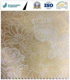 Tessuto del jacquard del fiore di Polyester&Cotton
