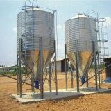 В значительной степени сохранения инвестиций плоский низ стали кукурузы в бункере хранения
