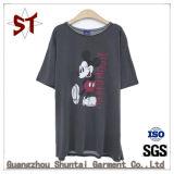 Мода одежда короткое замыкание женщин/мужчин футболка