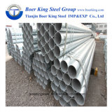 2018 To manufacture Hot Dipped Galvanized Steel Pipe BS1387