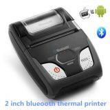소형 무선 2 인치 Woosim Wsp-R240 이동할 수 있는 열 Bluetooth Barcode 인쇄 기계