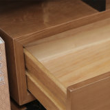 Quarto de alta qualidade do mobiliário de madeira sólida colchão (CH-603)