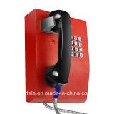 Telefono di servizio pubblico, telefono di SIP della prigione, telefono della Banca, telefono dell'atmosfera, OEM