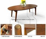 固体木の食事の机のコーヒーテーブル(M-X2177)