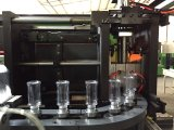4 Kammer-automatische Haustier-Blasformen-Maschine