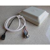 Fixed UHF integrado lector RFID de largo alcance de RS232 con el SDK gratuito