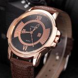 Relojes minimalistas del cuarzo de la venta al por mayor del reloj del Mens Z386