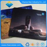 OEM de promoción de un paño de tela grande mouse pad de goma