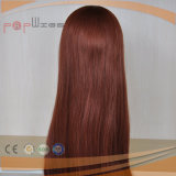 Rote Farbe Stright lange Haar-Fall-Perücke (PPG-l-02001)