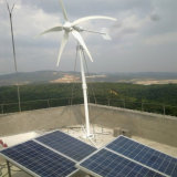 электрическая система гибрида ветра 150W солнечная 400W