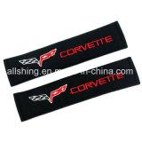 La cintura di sicurezza dell'automobile del Corvette copre il poliestere di accoppiamenti dei rilievi di spalla