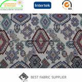 Padrão Geométrico de moda de fios Tc Tingidos de tecido Jacquard Tecido Upholstry