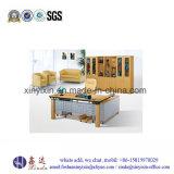 Стол менеджера офиса изготовления мебели Foshan деревянный верхний (A254#)