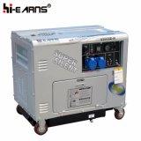 супер молчком тепловозный генератор 5kw для домашней пользы (DG6500SE-N)
