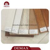 La Caliente-Venta de madera seca el suelo posterior del vinilo del PVC