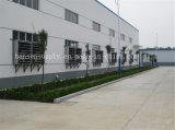 벽 Windows에 의하여 거치되는 산업 배기 엔진 냉각팬