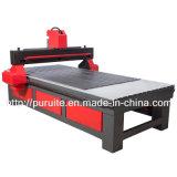 Houten Deur die CNC van de Machine het Leiden Machine maken