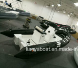 Liya 2.4-4.2m China Military Rescue Boat with engine for halls