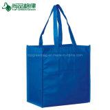生物分解性のカスタマイズされた安く薄板にされた非編まれたショッピング・バッグ