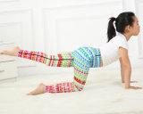 Печать цифров ягнится гетры пригодности йоги атлетические