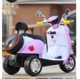 아이 전기 기관자전차가 존재하는 형식 장난감에 의하여 농담을 한다