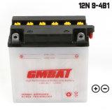 Frais à sec de qualité supérieure 12V 9AH 12n de la batterie de moto de stockage9-4B-1