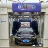 Túnel totalmente automático e aluguer de equipamento de lavagem para fabricação de ferramentas de limpeza do automóvel Lavagem rápida de Fábrica 9 escovas