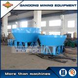 Macchina per la frantumazione della vaschetta di alta qualità del laminatoio del minerale metallifero bagnato della roccia da vendere
