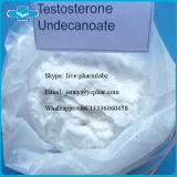 Muskel, der Prüfung ISO/Testosterone Isocaproate des aufbauendes Steroid-Puder-15262-86-9 aufbaut
