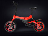 2018 Hot modèle vélo électrique pliant avec design en forme de Theetah