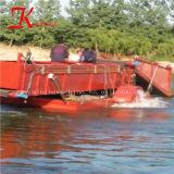 Keda Dernière technologie de la récolteuse de mauvaises herbes aquatiques/ drague pour la vente de coupe