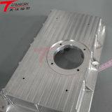 알루미늄 단면도 급속한 시제품 금속 부속