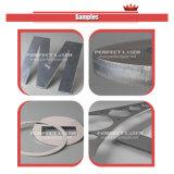 Plancha de acero inoxidable aluminio Máquina de corte láser de lámina metálica con CE