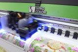 3.2m Ruv-3204 UV Rolar-à-Rolam a impressora para a película macia do teto
