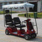 Aprobado ce24800-4 Double-Seat Electric-Scooter (DL)