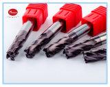 CNC Milling Cutter의 HRC 55 Tungsten Carbide End Mill Types