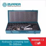 Hydraulisches Hilfsmittel für die Kabelschuh-Kräuselung