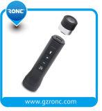 4 en 1 Mini altavoz Bluetooth LED Linterna antorcha con Banco de potencia de 2000mAh