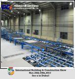 Equipamento automático da maquinaria da produção da placa de gipsita