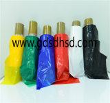 Granelli di plastica in lotti matrice di colore di Orang per il tubo o l'iniezione